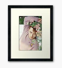 Kyungsoo KOKO BOP EXO Framed Print