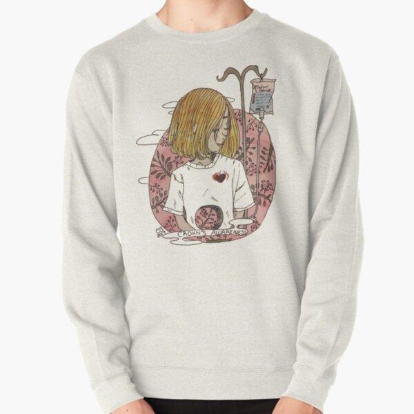 Crohn's Disease awareness Pullover Sweatshirt