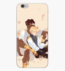 The Gold Between Us iPhone Case
