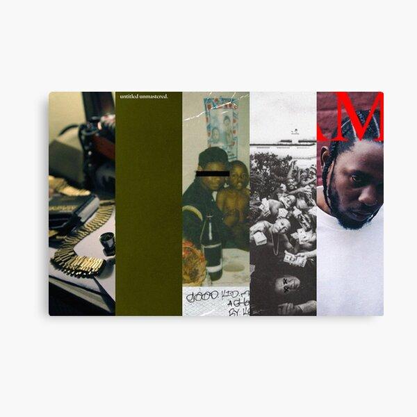 Kendrick Lamar Lienzo