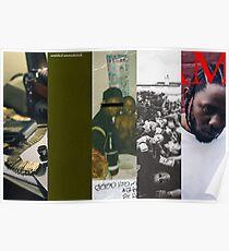 Póster Kendrick Lamar