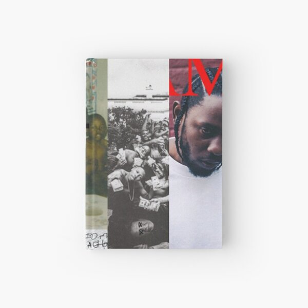 Kendrick lamar Hardcover Journal