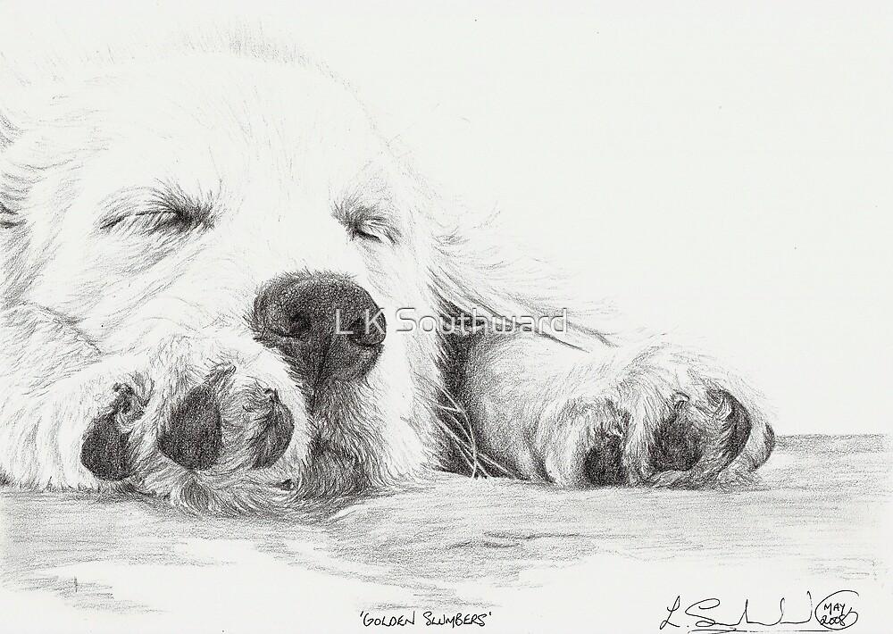 Golden Slumbers by L K Southward