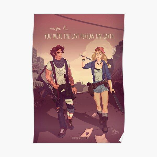 Apocalypse Valentine Poster