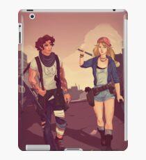 Apocalypse Valentine iPad Case/Skin