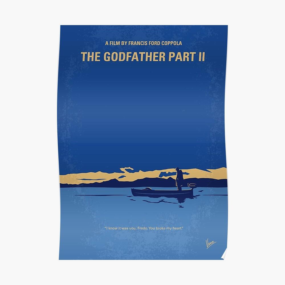 No686-2- Pate II minimales Filmplakat Poster