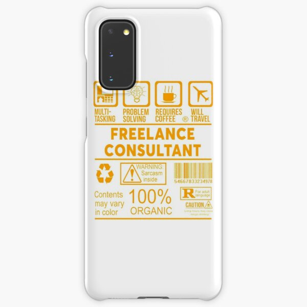 FREELANCE CONSULTANT - NICE DESIGN 2017 Samsung Galaxy Snap Case