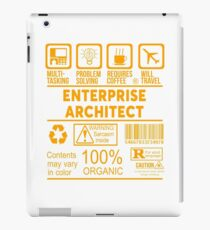 ENTERPRISE ARCHITECT - NICE DESIGN 2017 iPad Case/Skin