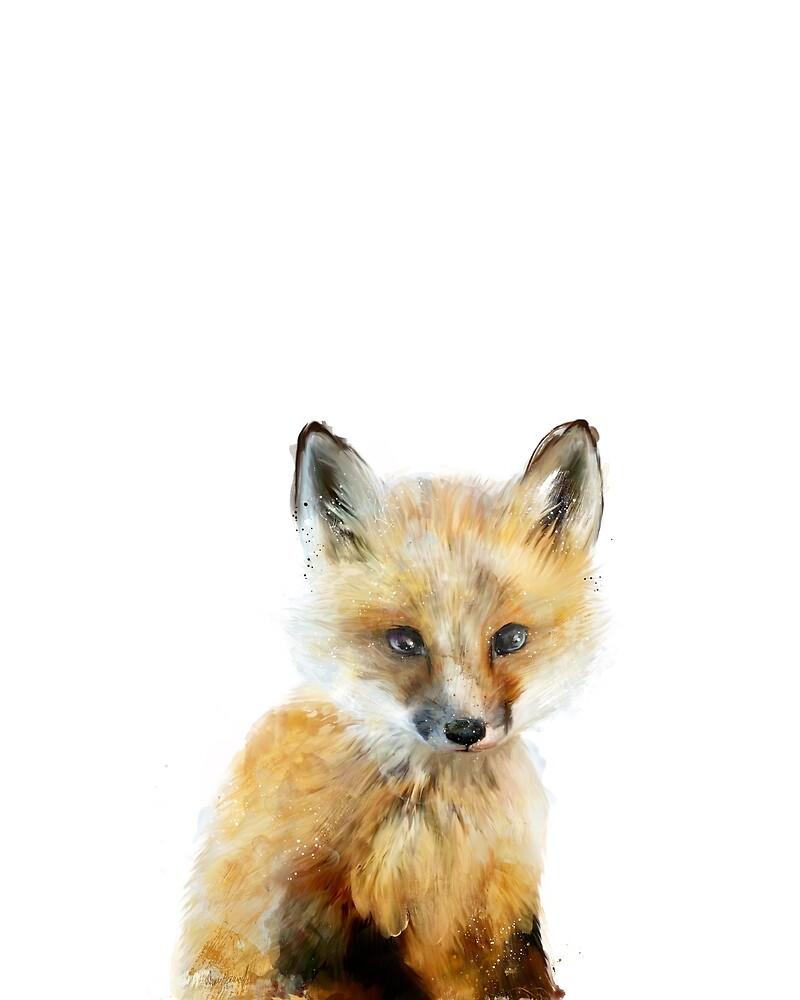 Kleiner Fuchs von Amy Hamilton