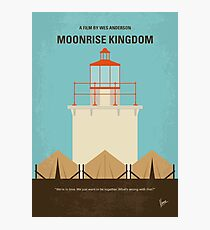 No760- Moonrise Kingdom minimal movie poster Photographic Print