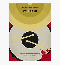 No761- Whiplash minimal movie poster Photographic Print