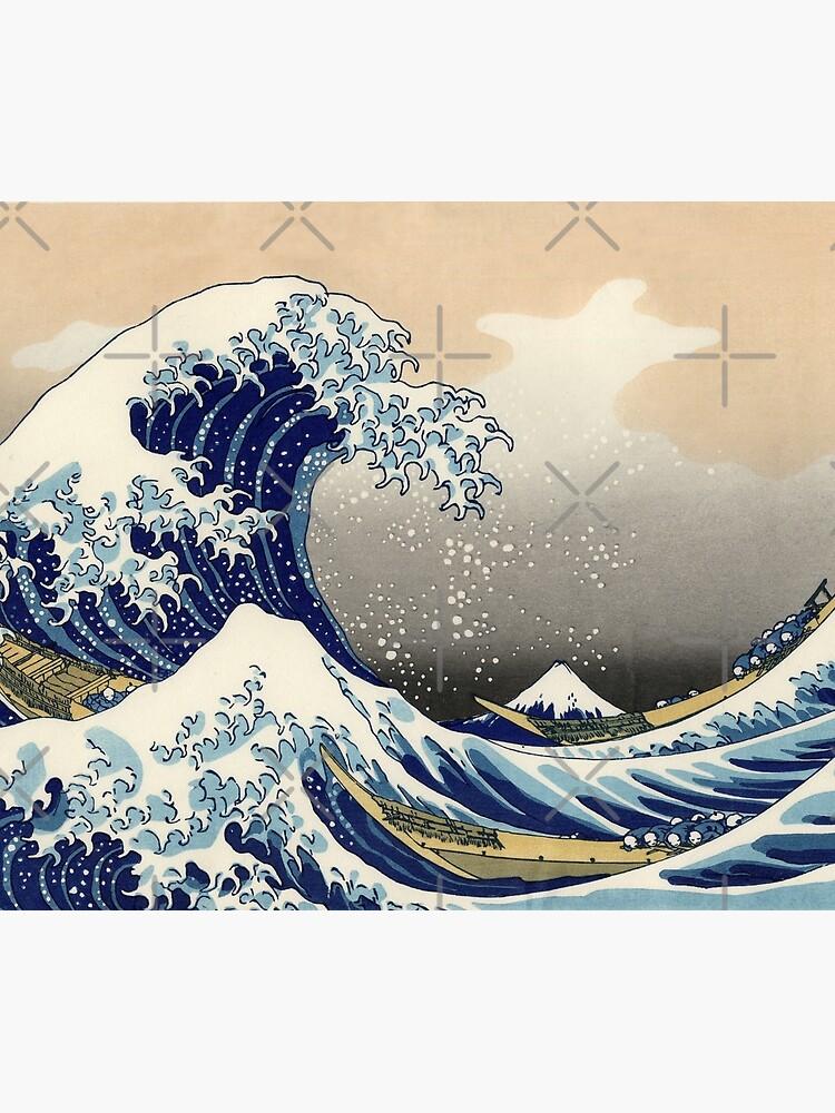 "Hokusai (1760-1849) ""The Great Wave off Kanagawa"" by ALD1"