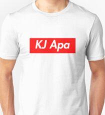 Kj Apa Supreme Slim Fit T-Shirt
