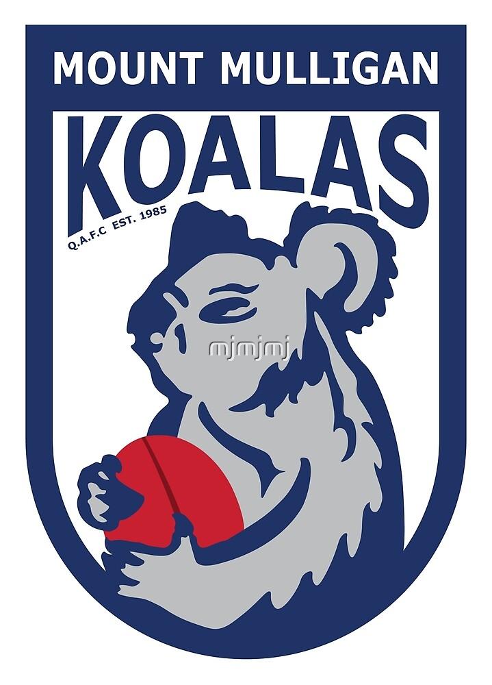 Mount Mulligan Koalas Footy Club by mjmjmj