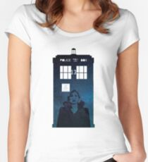 Thirteen - My Doctor Women's Fitted Scoop T-Shirt
