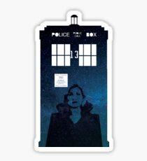 Thirteen - My Doctor Sticker