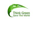 Think Green by Ilunia Felczer