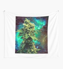 CANNABIS GRAPHIC ART MERCHANDISE Wall Tapestry