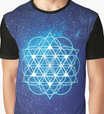 Sacred Geometry Graphic T-Shirt