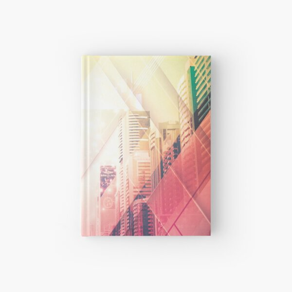 Future Streets Hardcover Journal