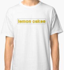 lemon cakes Classic T-Shirt
