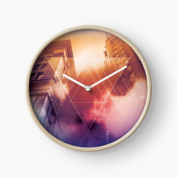 Urban Future Clock