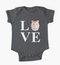 Hamster Love One Piece - Short Sleeve