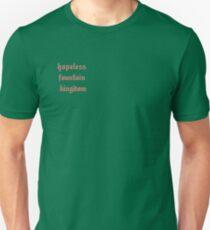 halsey - hopeless fountain kingdom T-Shirt
