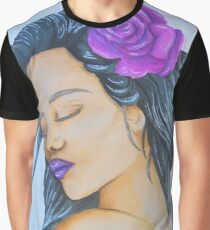 [Kissed by the rythm] Watercolorpainting Graphic T-Shirt