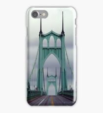 Bridge to the Sky iPhone Case/Skin