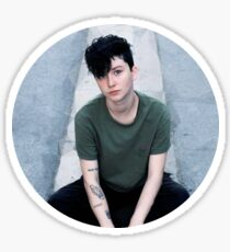 Miles McKenna Sticker