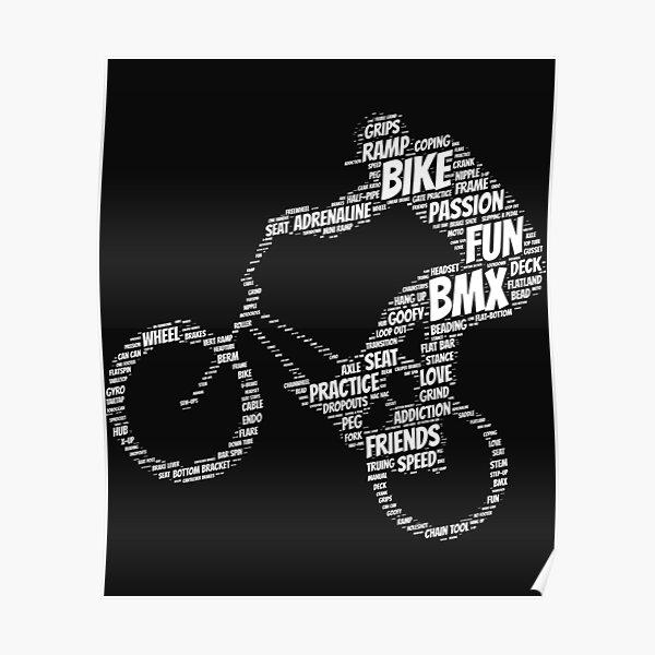 Mots BMX Poster