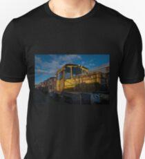 Big Yellow Diesel Locomotive T-Shirt