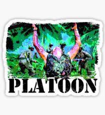 Platoon Elias Sticker