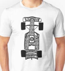 Formula 1 Inspired Illustration Unisex T-Shirt