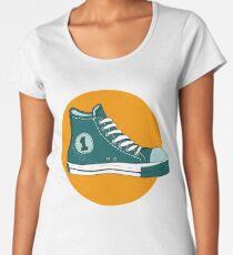Trainers trainers trainers Women's Premium T-Shirt