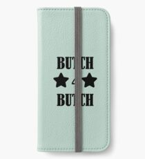 BUTCH4BUTCH (star) iPhone Wallet/Case/Skin