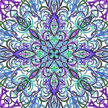 Harmony Peacock by TraceyPacitti