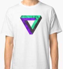 Penrose triangle infinite inverted Classic T-Shirt