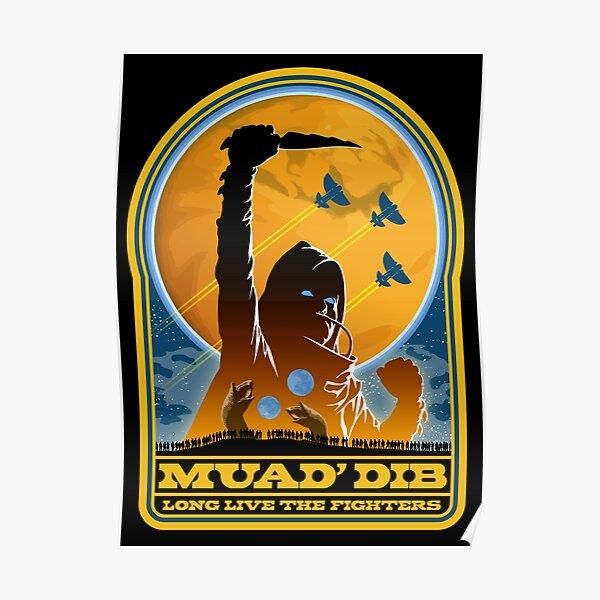 Dune MUAD' DIB Poster