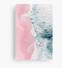sea of love Canvas Print