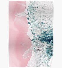Póster Mar de amor