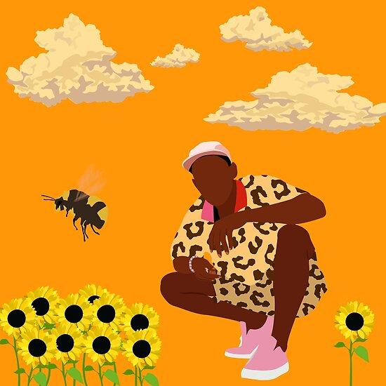 Tyler, der Schöpfer - Blumenjunge von granttron