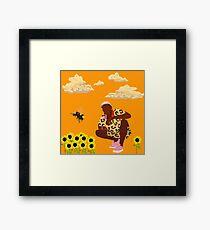 Tyler, The Creator - Flower Boy Framed Print