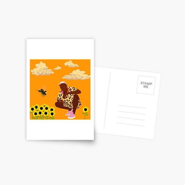Tyler, The Creator - Flower Boy Postcard