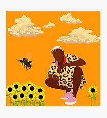 Tyler, The Creator - Flower Boy Photographic Print