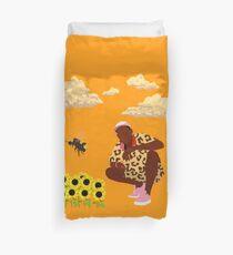 Tyler, der Schöpfer - Blumenjunge Bettbezug