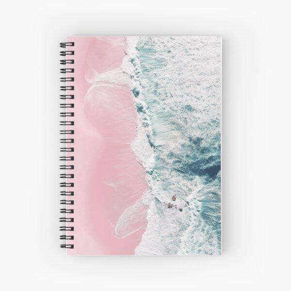 Sea of Love Spiral Notebook