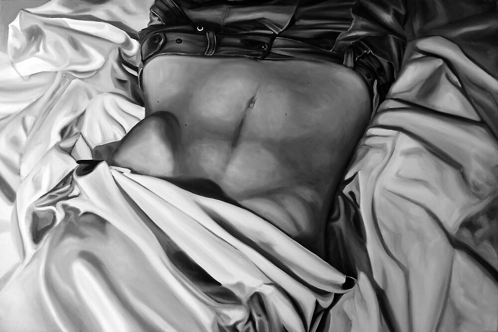 Cover Me, 2015, 120-80cm, oil on canvas by oanaunciuleanu