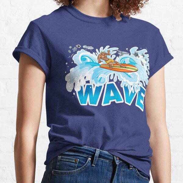 WAVE Camiseta clásica